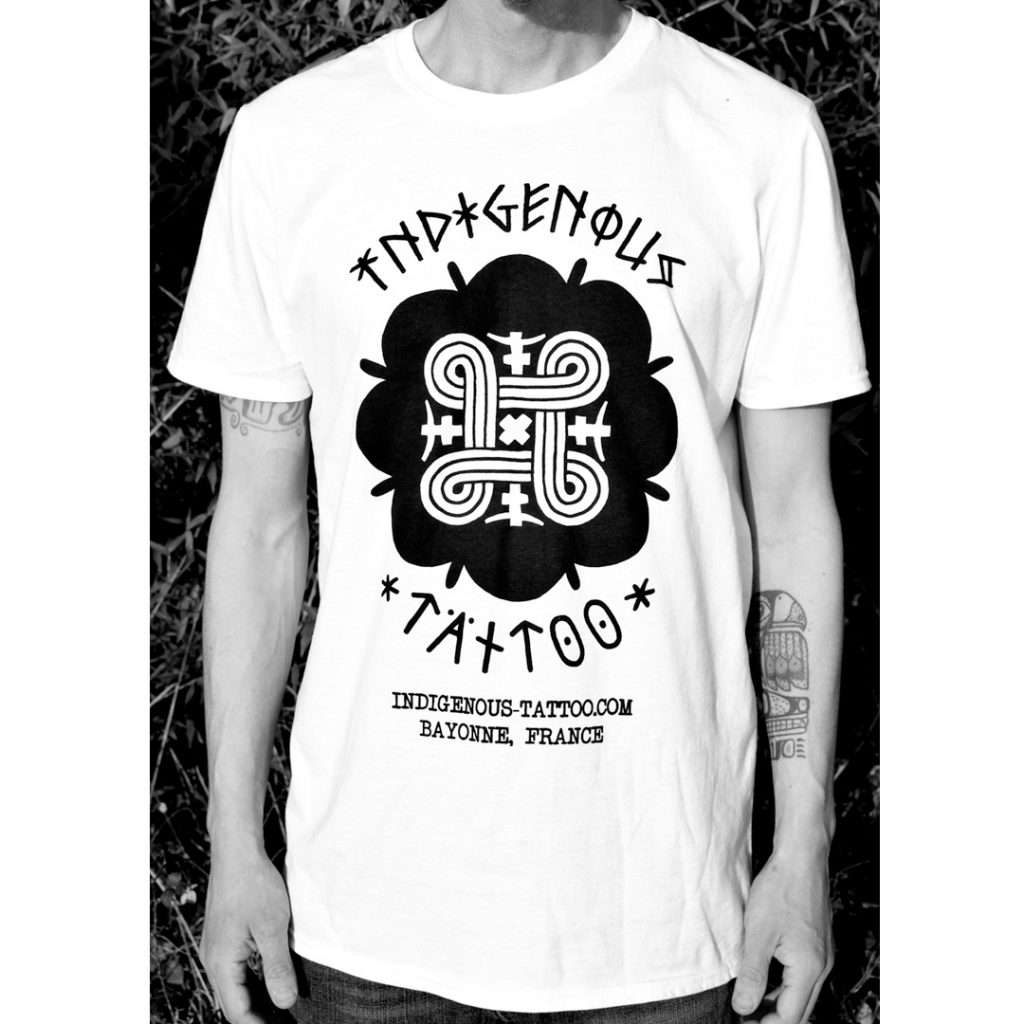 Indigenous Tattoo Mens T-Shirt