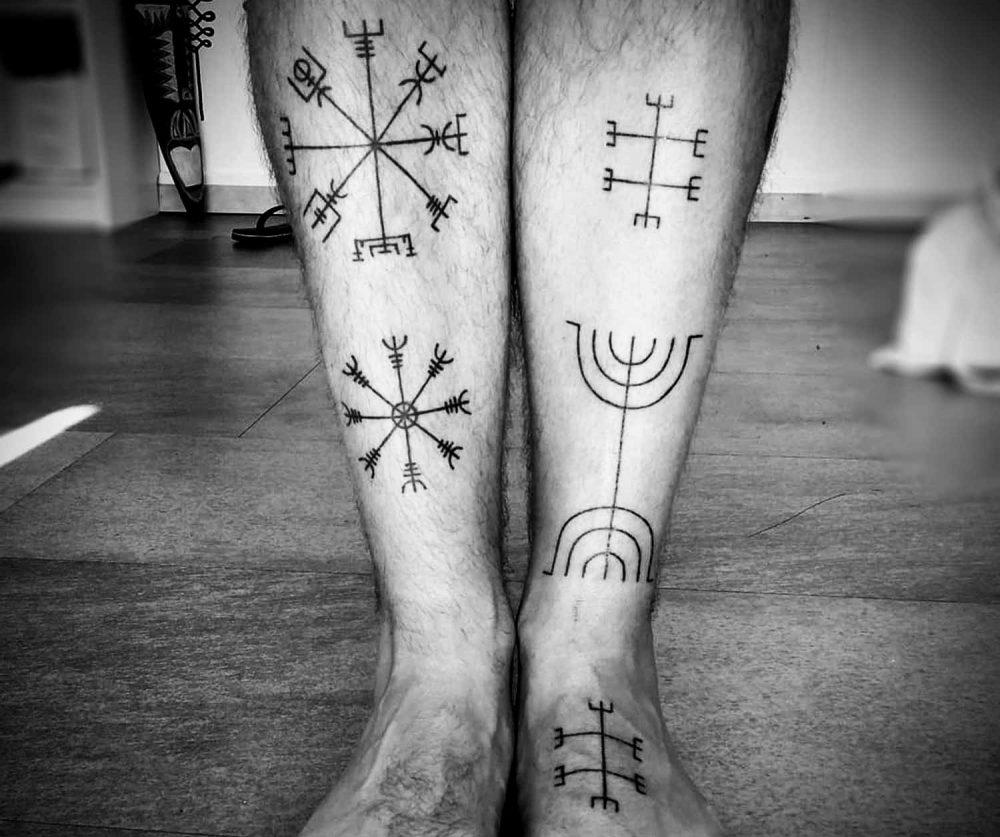 Tatouage Nordique Signification