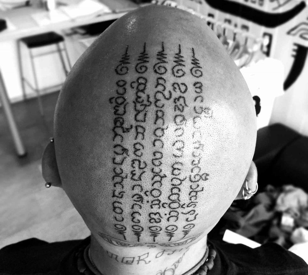 Tatouage Thailandais Thai